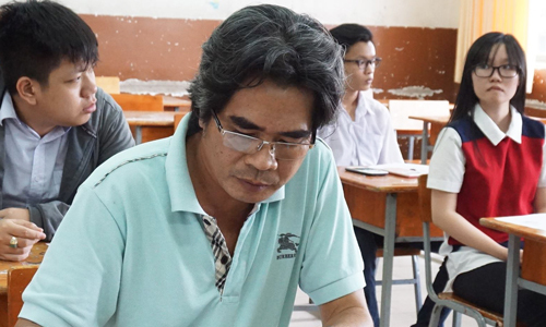 11th time a charm: The Vietnamese who refuse to give up on high school dreams