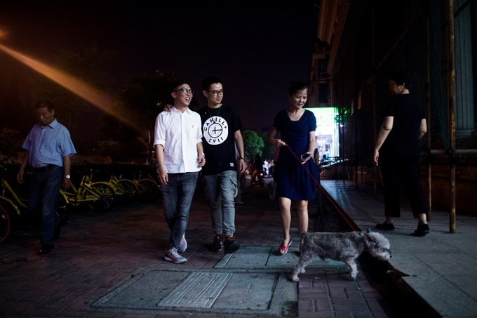 For Chinese gays, 'coming out' is a family affair