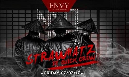 Dance Show: 'Strawhatz' by Quick Crew