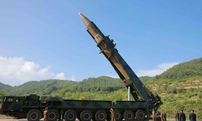 US, S.Korea send North missile warning after ICBM test