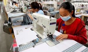 Vietnam's growth forecast lowered by International Monetary Fund