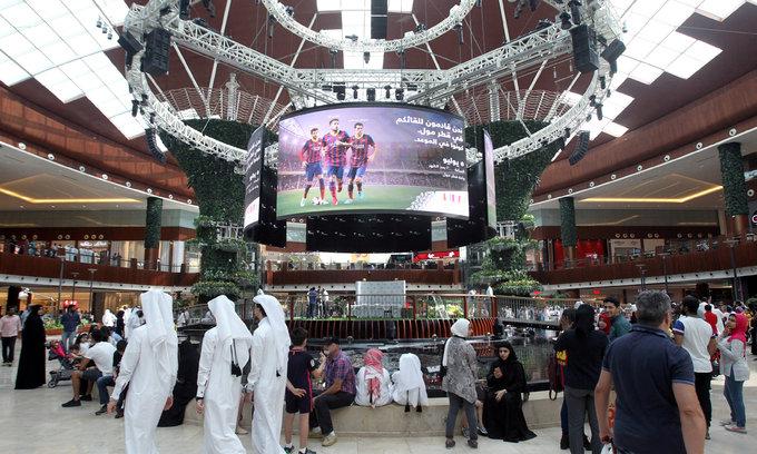 Saudi, allies slam Qatar non-compliance as threat to security