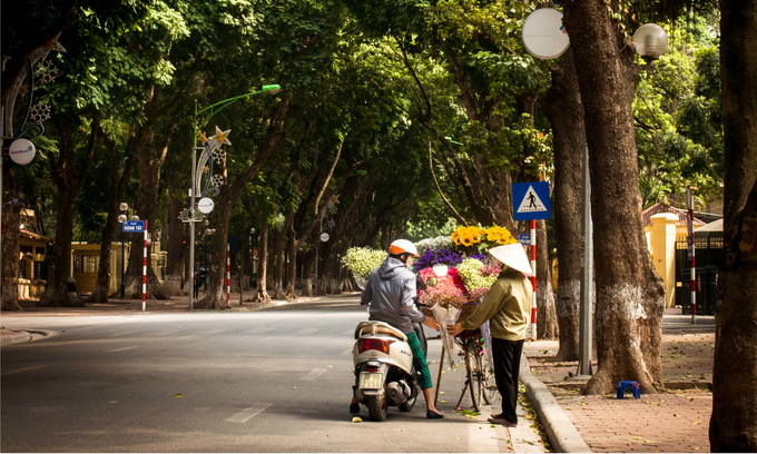 Hanoi versus the motorbike: A city fights a lifestyle