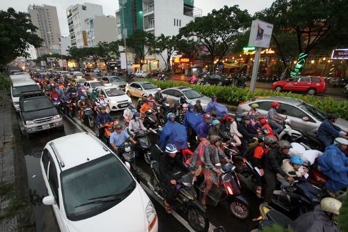 Da Nang to ban private vehicles from downtown streets