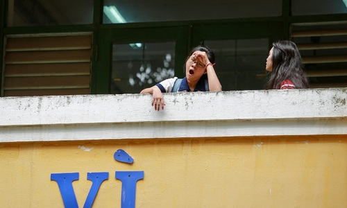 Into the woods: Vietnam's poor high school grads talk factories, foreign work programs and debt
