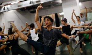 India's rising ballet star is bound for New York
