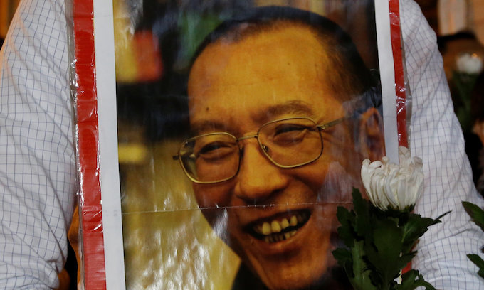 Struck by liver cancer, Chinese dissident Liu Xiaobo dies