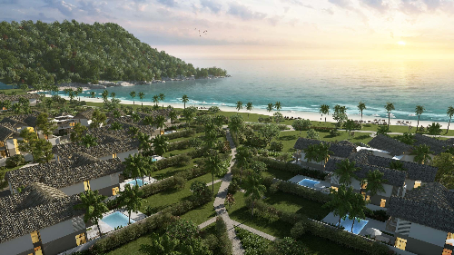 Sun Group unveils second phase of resort on Vietnam's Phu Quoc Island