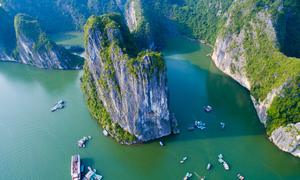 Ha Long Bay airport set to open next spring