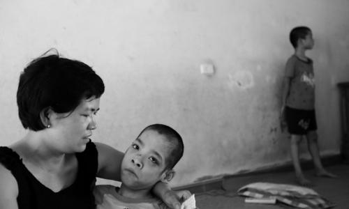 Vietnam's forgotten Agent Orange victims