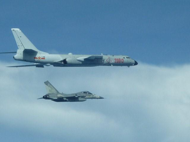 china-air-force-says-to-continue-with-flight-drills-at-sea-cctv