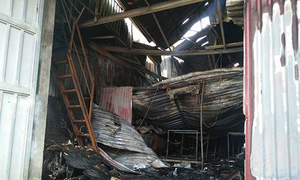 Fire kills 8 at confectionery facility outside Hanoi