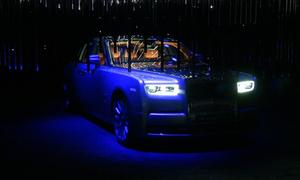 Phantom: Rolls-Royce's new 'pinnacle of luxury'