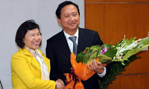 Vietnam's vice minister faces dismissal amid corruption crackdown