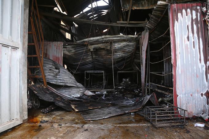 Police detain welder following Hanoi factory fire that kills 8
