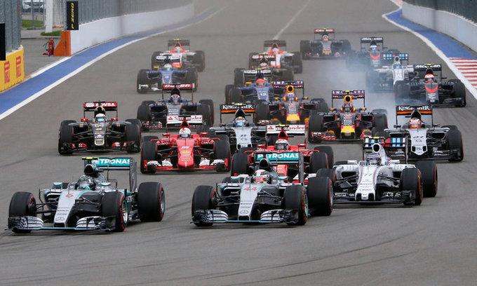 Formula One bosses considering Vietnam Grand Prix: report