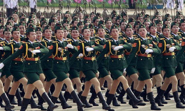 In Vietnam, it's harder for college hopefuls to become a military officer than a doctor