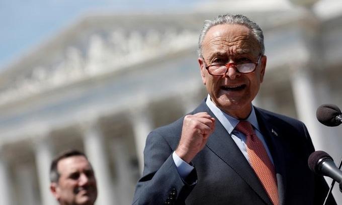 In rare bipartisan display, US Democrats back Trump on China trade probe