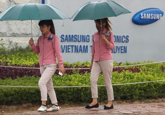 Vietnam expects foreign investment to hit record $16 billion this year: report