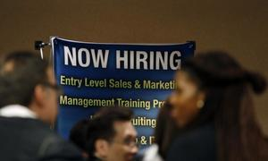 Strong US jobs report bolsters case for further Fed tightening