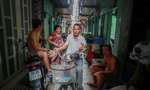 What lies ahead for Saigon's once-feared slum?