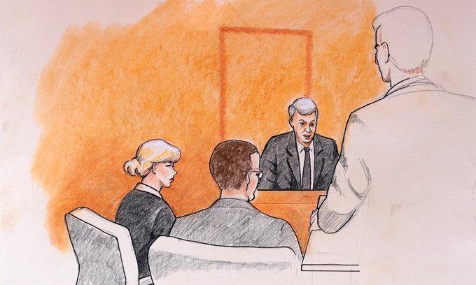 Taylor Swift's trial lawyer accuses Denver DJ of seeking money, fame