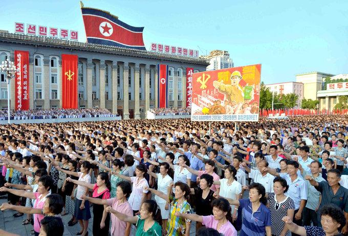 N. Korea says Trump 'bereft of reason': KCNA