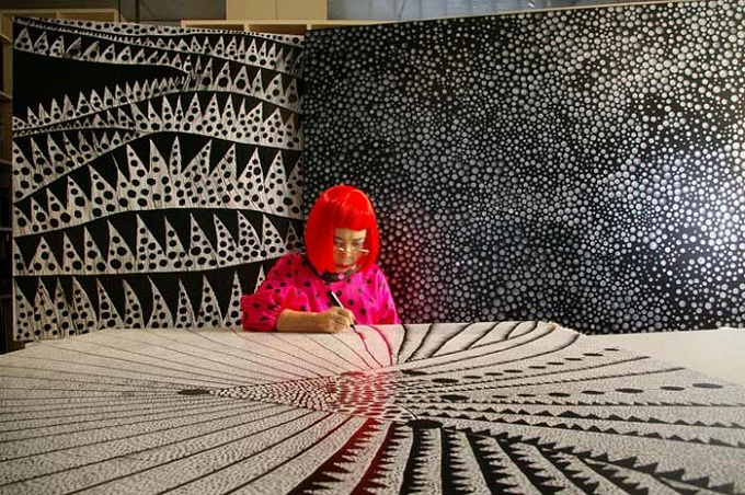 polka-dot-queen-yayoi-kusama-to-open-museum-in-tokyo