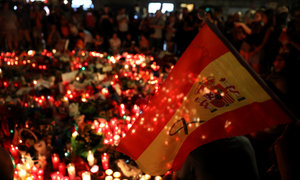 Dozens of nationalities among Spain attack victims