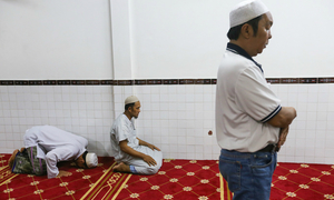 A day in the life of Saigon's Muslim community