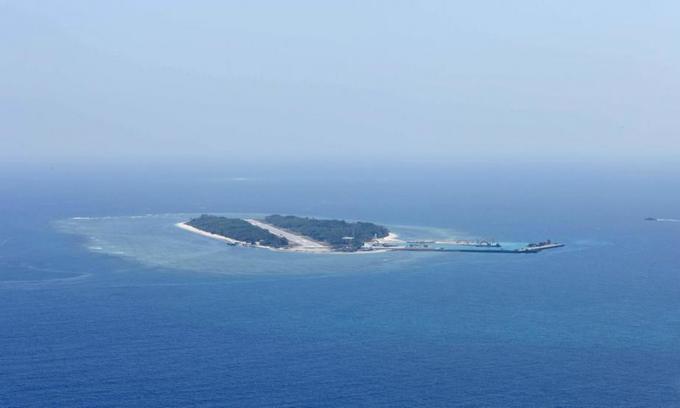 Vietnam demands Taiwan cease live-fire drills in disputed waters