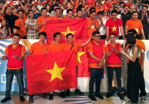 vietnam-crowned-champions-at-asia-pacific-robot-contest