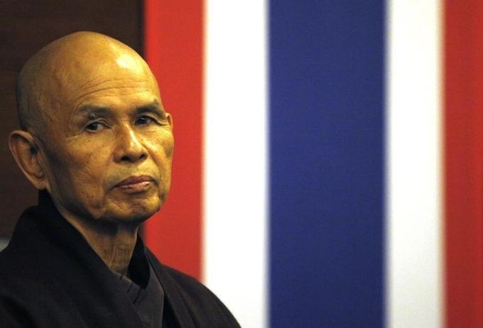 Return of the Zen Master: World-renowned Thich Nhat Hanh touches down in Vietnam