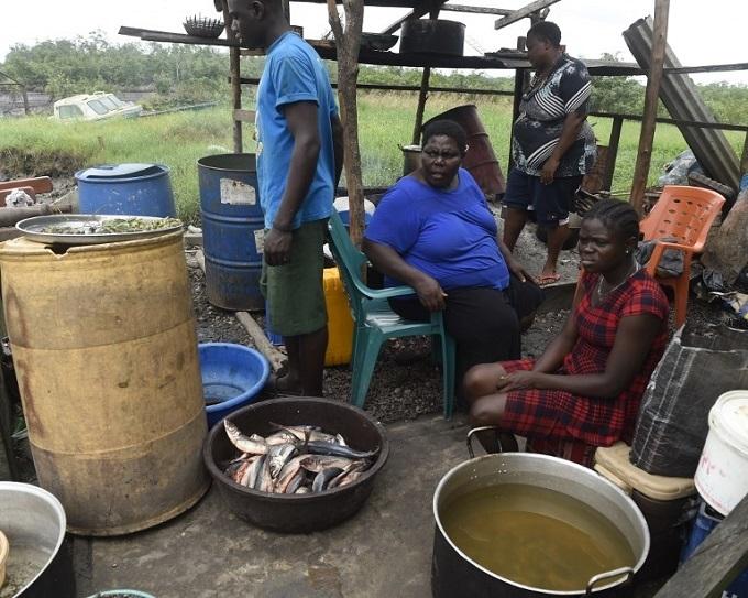 Poverty, pirates, protest: Locals seize Nigeria oil hub