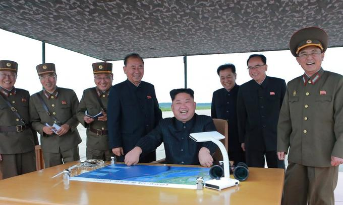 UN condemns 'outrageous' N.Korea missile launch, Pyongyang says more to come