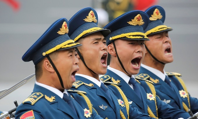 China makes disrespect of national anthem a crime