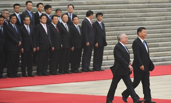 Common ground in short supply as China hosts BRICS