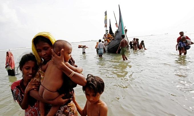 Myanmar laying landmines near Bangladesh border: Govt sources in Dhaka