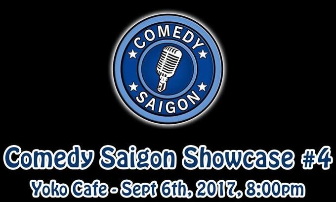 Comedy Saigon Showcase #4