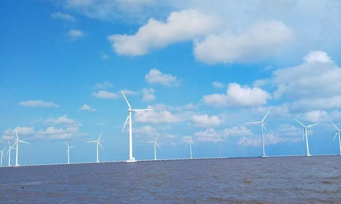 Vietnam's trade ministry asks gov't to pay more for wind power