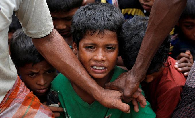 Rohingya insurgents declare temporary ceasefire amid humanitarian crisis