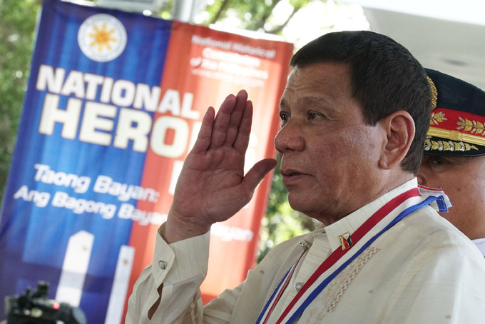 Philippines seeks big cut in drug rehab budget, stoking lawmakers' concern