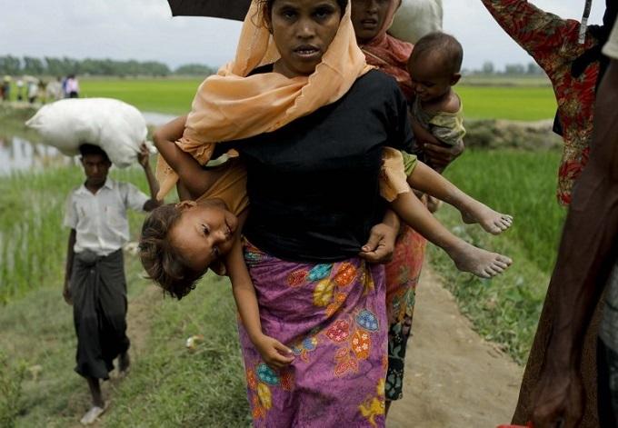 UN warns of 'ethnic cleansing' of Myanmar's Muslims