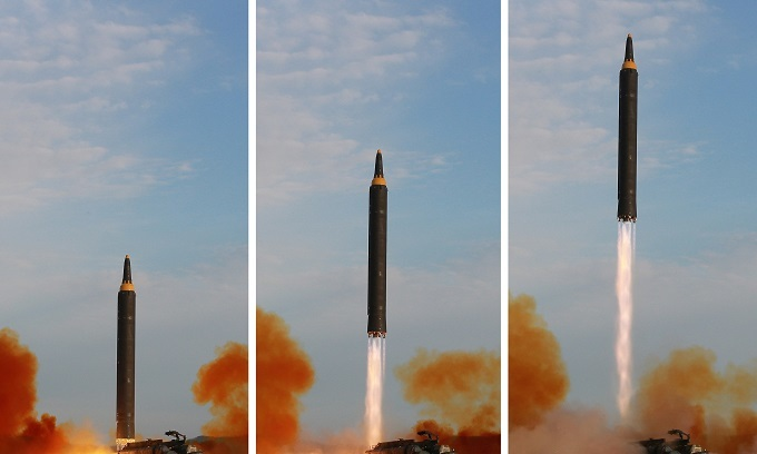 To shoot down or not? N.Korea launch highlights intercept issues