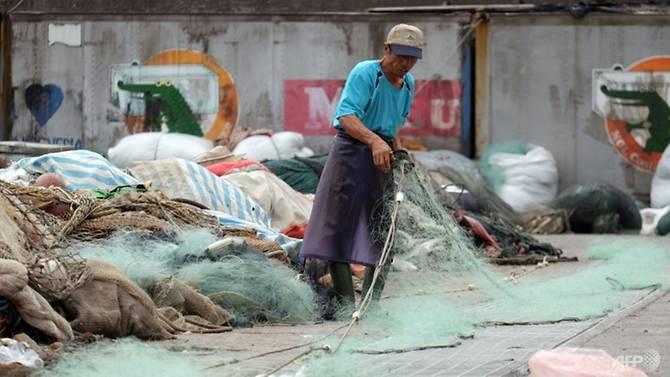 Vietnamese fishermen 'kept like slaves' in Taiwan