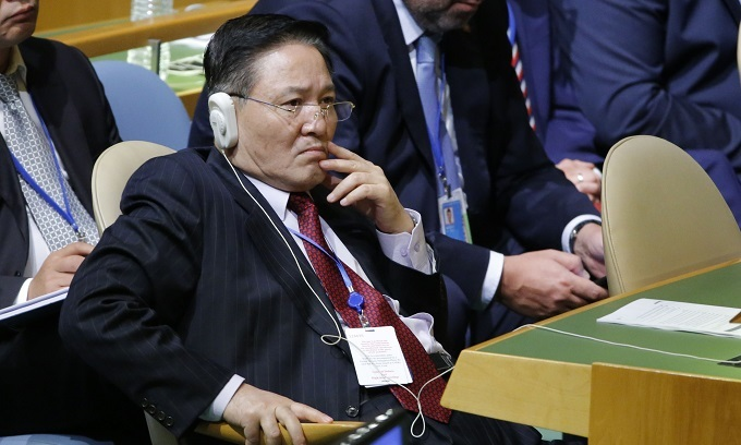 At UN, world leaders confront North Korea crisis