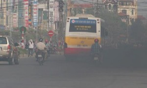 Air pollution cuts 1.16 years off life expectancy in Vietnam: study