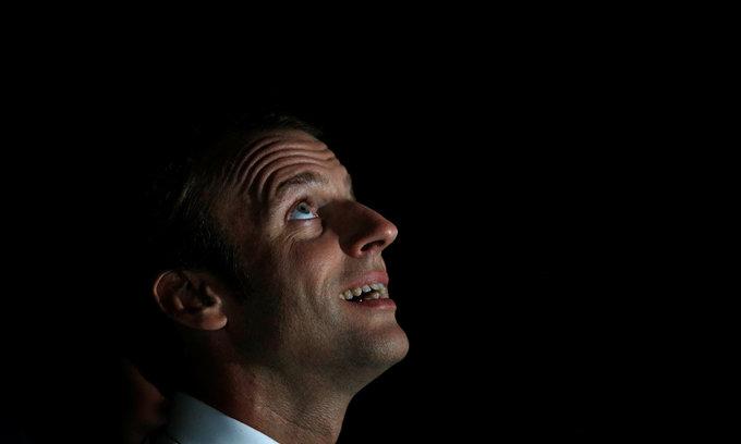 Macron's popularity improving - poll