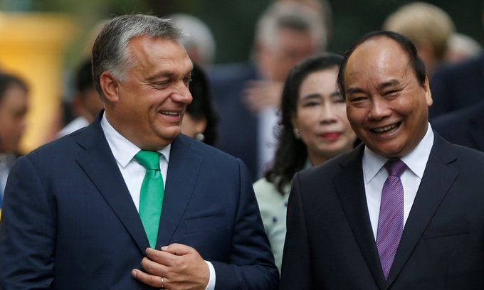 Hungary, Vietnam issue joint declaration on East Sea tensions