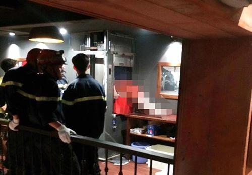 Man dies after getting stuck in dumbwaiter at Hanoi restaurant